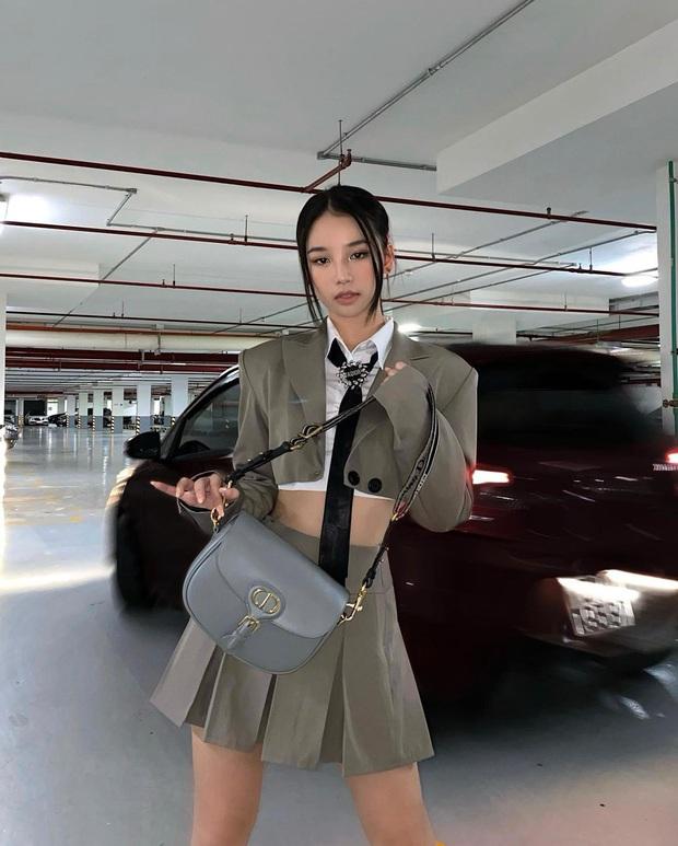Instagram look của sao Việt tuần qua: Ngọc Trinh diện quần táo bạo trông như lộ nội y, Amee ngày càng chất - Ảnh 9.