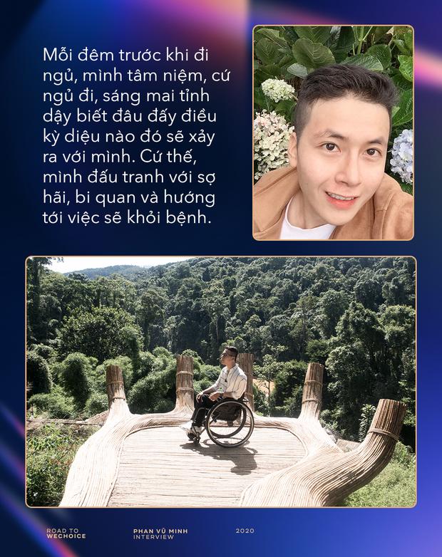Phượt thủ liệt hai chân đi khắp Việt Nam bằng xe lăn: Không mong người khác trầm trồ, chỉ muốn bù đắp thanh xuân từng đánh mất - Ảnh 3.