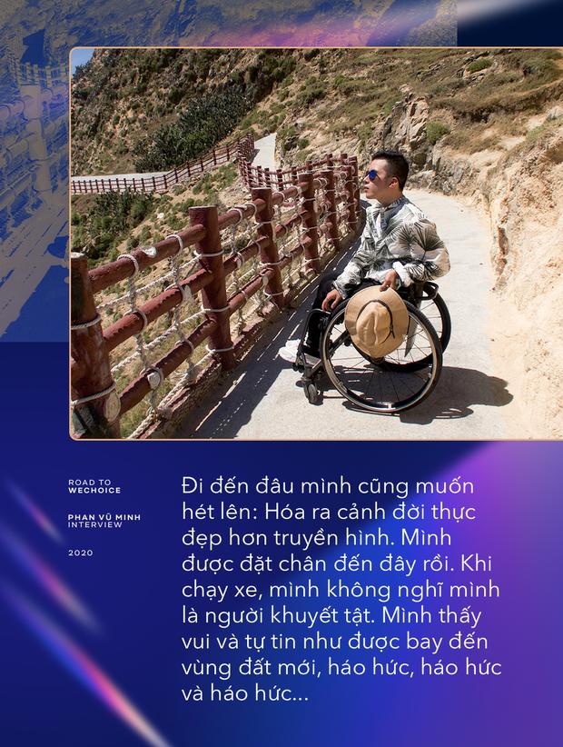 Phượt thủ liệt hai chân đi khắp Việt Nam bằng xe lăn: Không mong người khác trầm trồ, chỉ muốn bù đắp thanh xuân từng đánh mất - Ảnh 6.