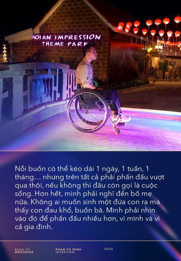 Phượt thủ liệt hai chân đi khắp Việt Nam bằng xe lăn: Không mong người khác trầm trồ, chỉ muốn bù đắp thanh xuân từng đánh mất - Ảnh 9.