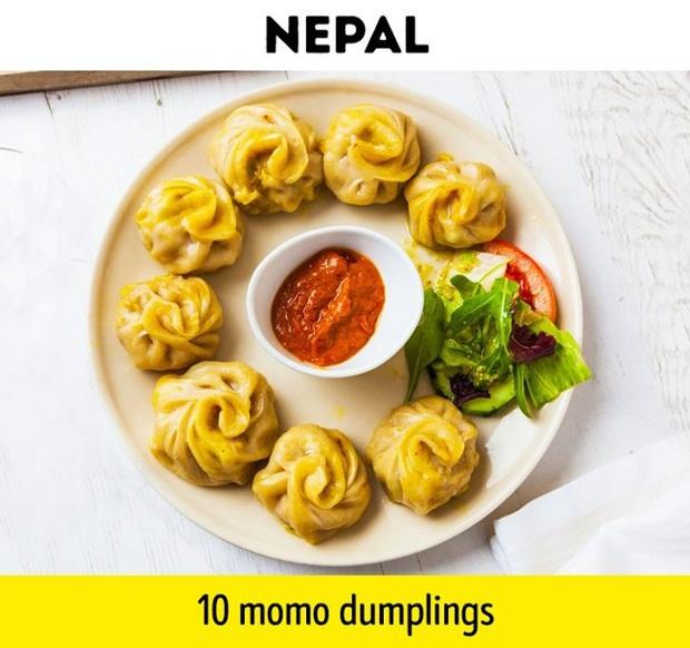 Nếu chỉ còn đúng 1 đô la, bạn sẽ mua được gì để ăn nếu đang sống ở các quốc gia khác trên thế giới, liệu có đủ chống đói? - Ảnh 3.