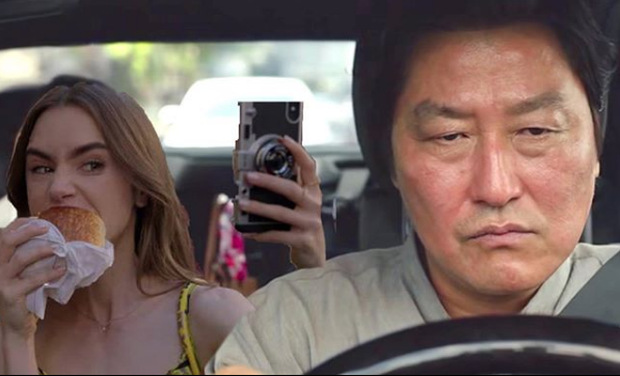 Hết quậy tưng Paris, Emily lại ghé chơi Hàn Quốc trong bộ ảnh cameo Ký Sinh Trùng cực nhắng nhít! - Ảnh 7.