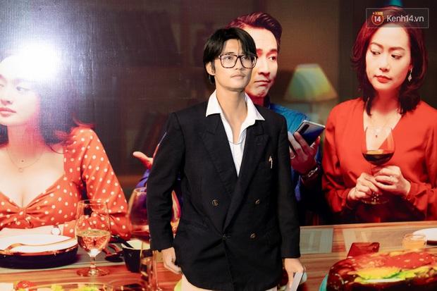 Kaity Nguyễn diện đồ kín bưng, để dàn mỹ nhân showbiz Việt chặt đẹp ở thảm đỏ Tiệc Trăng Máu - Ảnh 23.