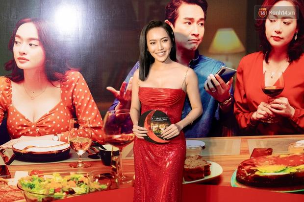 Kaity Nguyễn diện đồ kín bưng, để dàn mỹ nhân showbiz Việt chặt đẹp ở thảm đỏ Tiệc Trăng Máu - Ảnh 20.