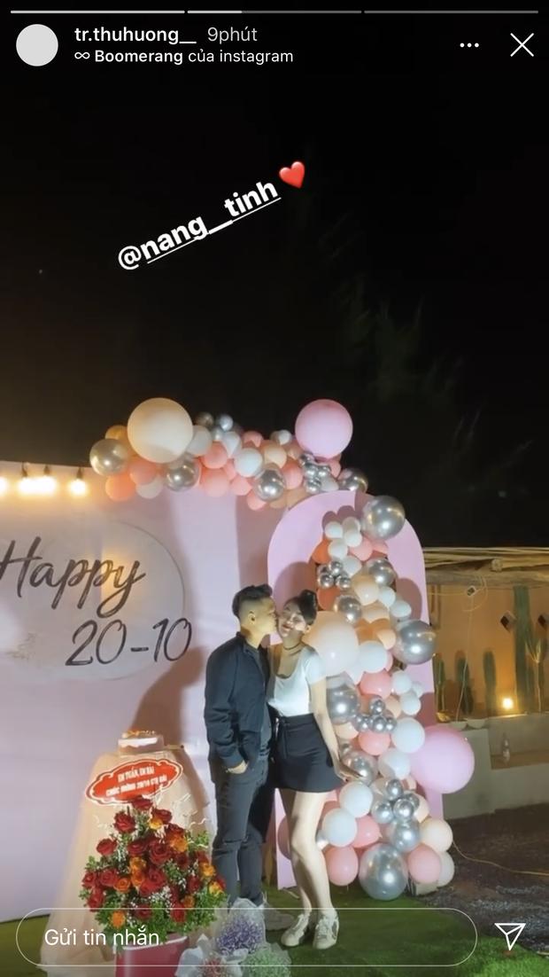 Cô dâu 200 cây vàng Nam Định được chồng tổ chức tiệc mừng 20/10 hoành tráng, to ngang ngửa sự kiện của năm - Ảnh 2.