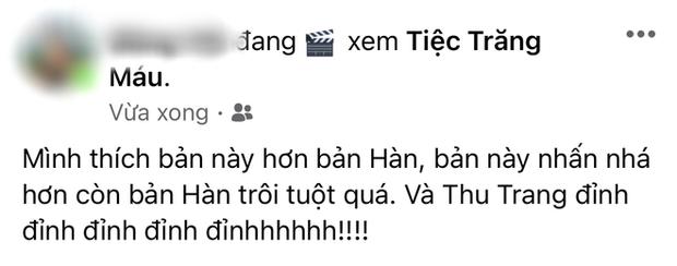 Netizen review nóng Tiệc Trăng Máu: Bom tấn Việt tròn trịa nhất năm, phim hay ăn đứt bản Hàn nha! - Ảnh 7.