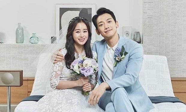 Bi Rain - Kim Tae Hee lần đầu lộ ảnh gia đình 3 người bên con gái, dân tình dậy sóng vì tò mò gương mặt đứa bé - Ảnh 5.