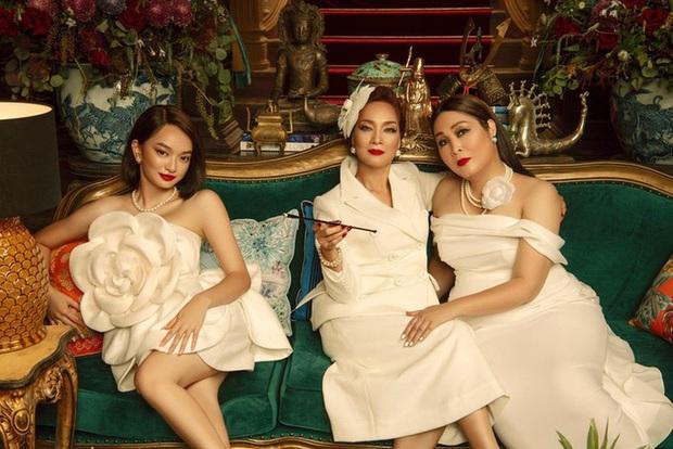 6 hội bạn nữ quyền oanh tạc phim Việt: Băng nào cũng dư thừa nhan sắc, không giàu có cũng cực tài giỏi - Ảnh 17.