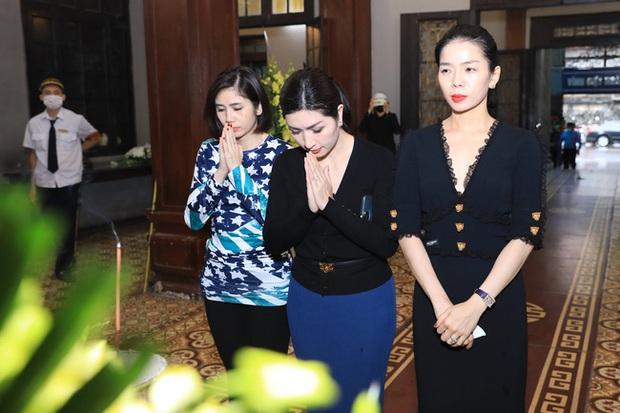Quang Hà khóc nức nở trong tang lễ anh trai ruột, Lệ Quyên cùng nhiều nghệ sĩ xót thương - Ảnh 5.