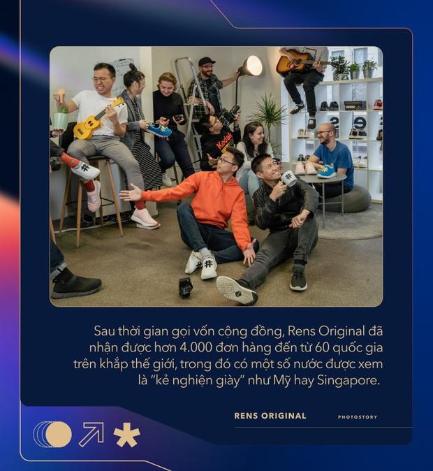 Start-up giày từ bã cà phê độc đáo và câu chuyện khởi nghiệp táo bạo trên đất Phần Lan của hai 9X người Việt - Ảnh 5.