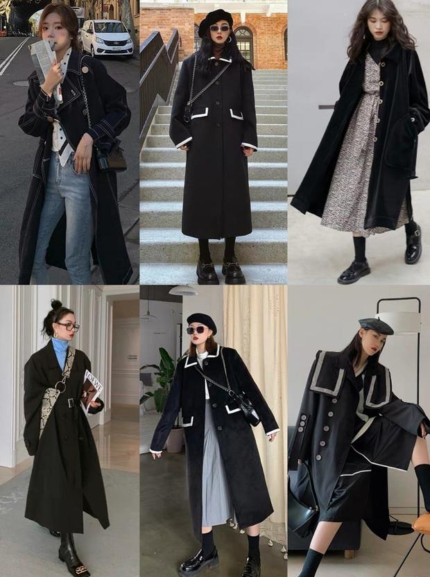 4 màu áo trench coat được những hội sành điệu diện nhiều nhất mùa lạnh, mặc vu vơ cũng ra cây đồ sang xịn ra trò - Ảnh 7.