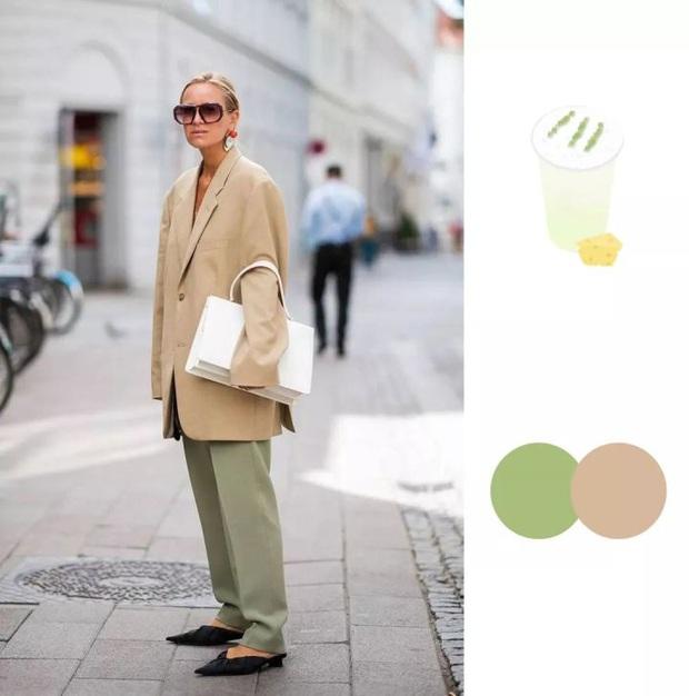 Màu trà sữa là màu thời thượng nhất Thu Đông, ghim ngay 5 tips để mặc đẹp như fashionista nào các nàng - Ảnh 5.