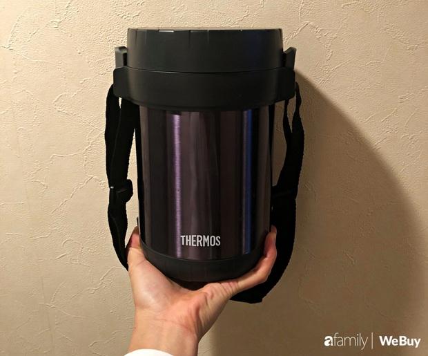 Review hộp cơm giữ nhiệt Thermos giá tiền triệu: Quả là đồ Nhật, giữ nhiệt tốt, thiết kế đẹp, chỉ có điều hao ví quá! - Ảnh 9.