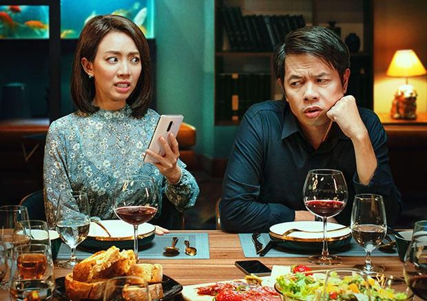 Clip dàn sao Việt chấm điểm cao nức nở cho Tiệc Trăng Máu: Ai cũng mê nhất vợ chồng Thu Trang - Thái Hòa! - Ảnh 17.