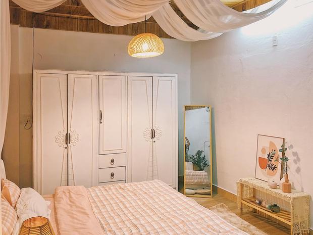 Phòng ngủ bừa bộn lột xác thành không gian cực chill: Màn cải tạo ngoạn mục với số tiền siêu rẻ khiến ai nấy mê tít - Ảnh 4.