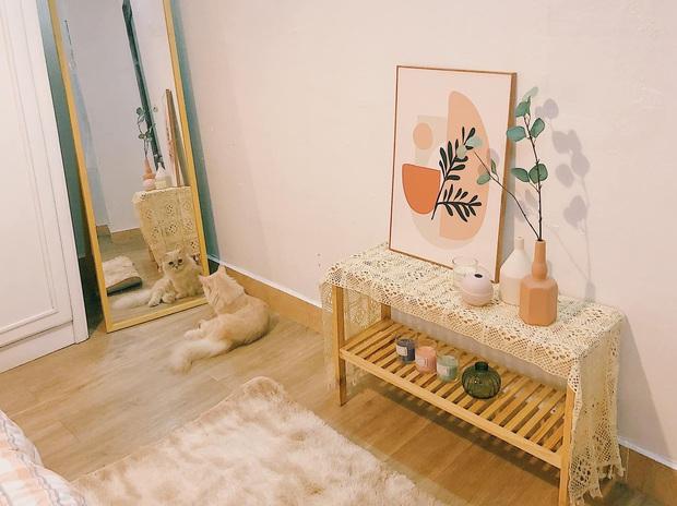 Phòng ngủ bừa bộn lột xác thành không gian cực chill: Màn cải tạo ngoạn mục với số tiền siêu rẻ khiến ai nấy mê tít - Ảnh 5.