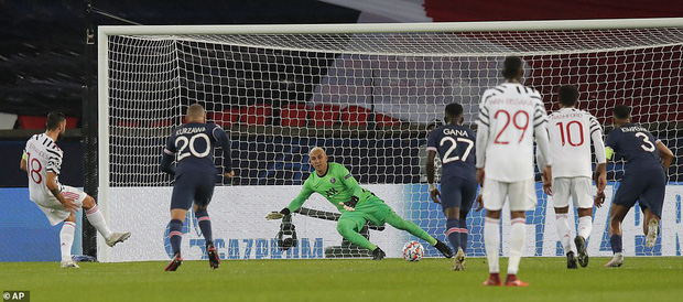 Nợ nần chồng chất: Đương kim á quân PSG lại thất thủ ngay trên sân nhà trước MU ở Champions League - Ảnh 5.