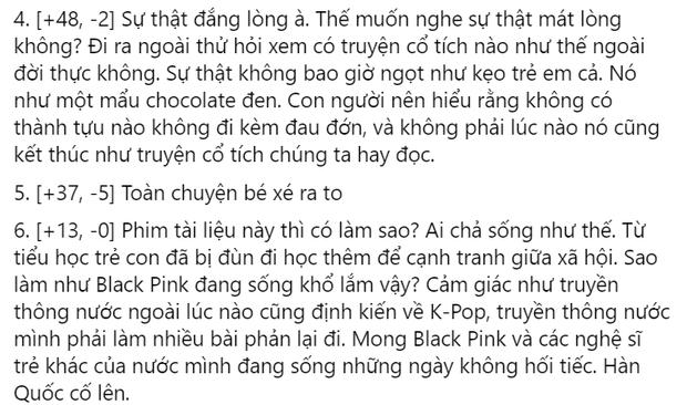 Báo Tây tố phim tài liệu về BLACKPINK tô hồng K-Pop, netizen sôi máu: USUK thì không có mặt tối à? - Ảnh 4.