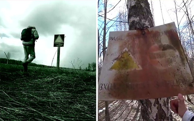 Một mình khám phá cấm địa phóng xạ Chernobyl, người đàn ông tìm ra sự thật sau lời đồn đại về vùng đất chết - Ảnh 2.