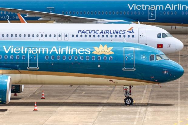 Các hãng hàng không Việt Nam đồng loạt hướng về miền Trung: Miễn phí vận chuyển hàng hoá cứu trợ, đổi ngày bay cho hành khách bị ảnh hưởng - Ảnh 4.