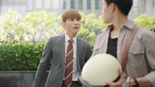 Lại phát hiện Thiều Bảo Trâm mượn áo cũ của Sơn Tùng để mặc trong MV mới, đến nam chính cũng do người thương mai mối? - Ảnh 6.