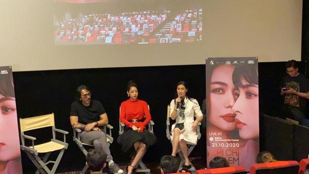 Sau 1 năm công chiếu, Chi Pu thừa nhận muốn yêu luôn Thanh Hằng trong Chị Chị Em Em đến Kathy Uyên cũng sốc - Ảnh 2.