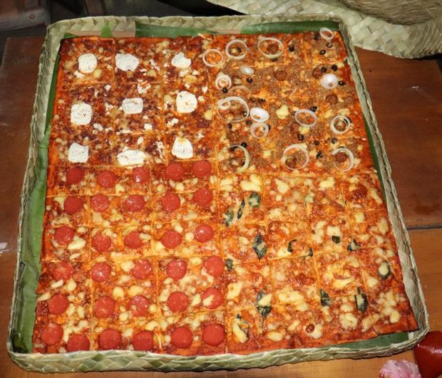 Chiếc hộp pizza lạ đời nhưng hàm chứa rất nhiều ý nghĩa nhân văn được mọi người đồng loạt ủng hộ - Ảnh 7.