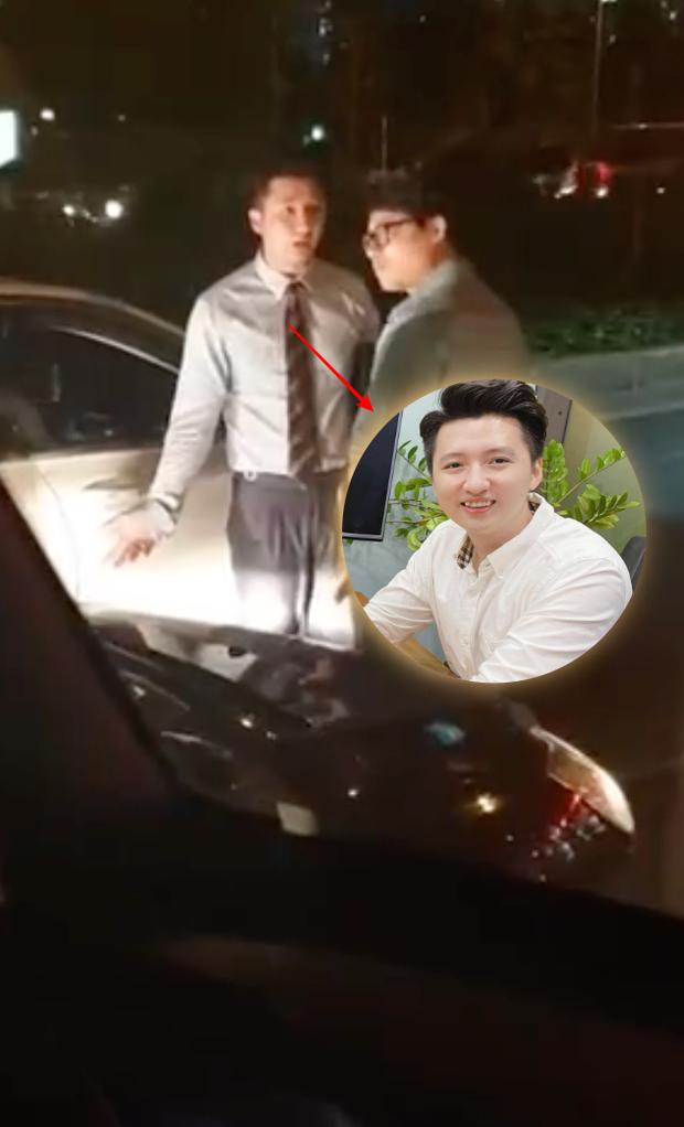 Xôn xao clip Trọng Hưng bị va chạm ngoài đường, trên xe chở một cô gái - Ảnh 3.