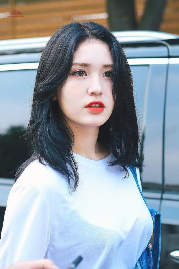 8 nữ idol xinh đến mức camera không bắt trọn được vẻ đẹp: Jennie ngoài đời thần thánh hơn, loạt búp bê sống Kbiz khiến fan sốc visual - Ảnh 15.