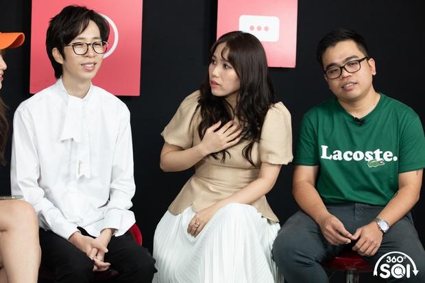 ViruSs crush mạnh nữ chính MV mới và định tham gia show tỏ tình, cùng Thuỳ Chi bênh vực Trấn Thành trước tranh cãi giọng hát - Ảnh 6.