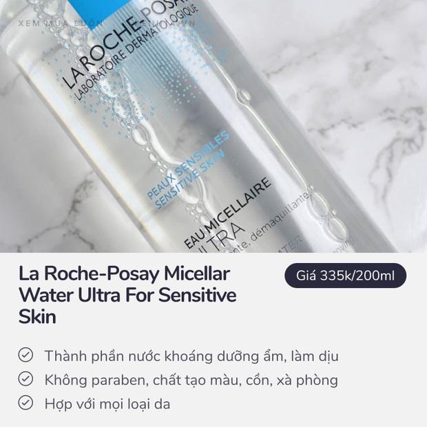 Bỏ rửa mặt buổi sáng, chuyển sang 6 nước tẩy trang dịu nhẹ này để da khỏe đẹp, đỡ khô nẻ trông thấy  - Ảnh 11.