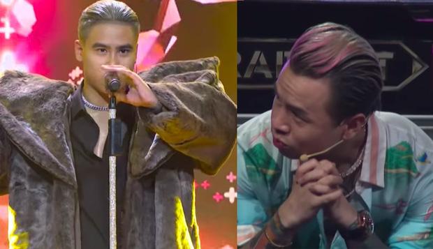 Suốt 3 vòng Rap Việt, biểu cảm của Binz khi xem GDucky biểu diễn rất đáng chú ý! - Ảnh 3.