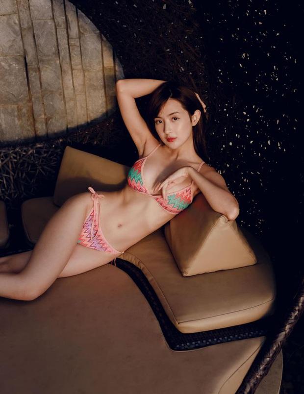 Ngắm vẻ đẹp tựa thiên thần của nữ streamer Thái, nhưng điều gây sốt lại là body quá nóng bỏng khi diện bikini - Ảnh 10.