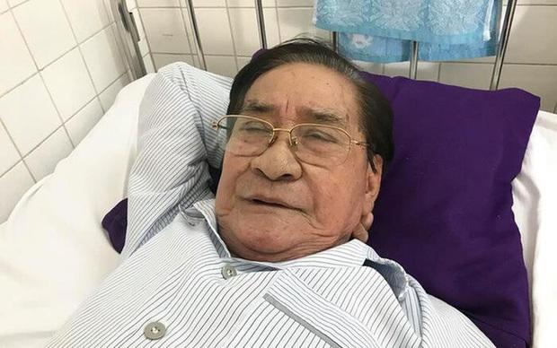 NSƯT Nam Hùng qua đời ở tuổi 83 sau thời gian chống chọi với bệnh tật - Ảnh 2.