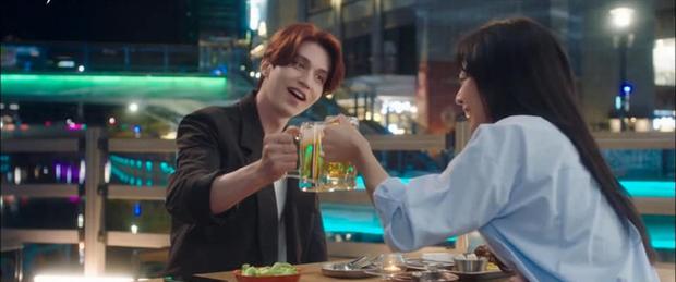 Crush mới lên đồ sương sương, Lee Dong Wook đã lao vào hôn tới tấp ở Bạn Trai Tôi Là Hồ Ly tập 5 - Ảnh 6.