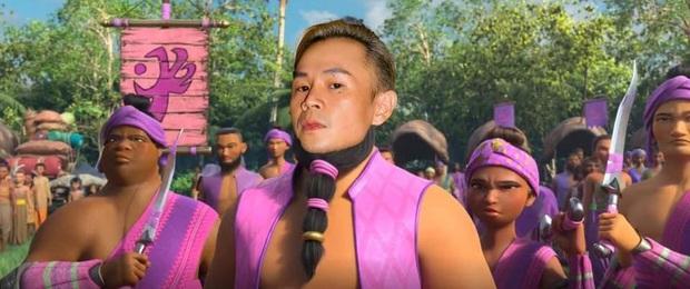 Hú hồn tưởng Binz cùng anh em Rap Việt tụ tập ở teaser phim thần rồng Đông Nam Á của Disney? - Ảnh 9.