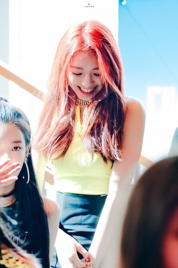 8 nữ idol xinh đến mức camera không bắt trọn được vẻ đẹp: Jennie ngoài đời thần thánh hơn, loạt búp bê sống Kbiz khiến fan sốc visual - Ảnh 12.