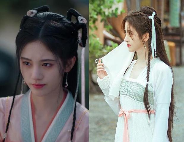 Phim mới vừa lên sóng, Cúc Tịnh Y đã dính nghi án copy - paster tạo hình chính mình từ loạt dự án trước - Ảnh 2.