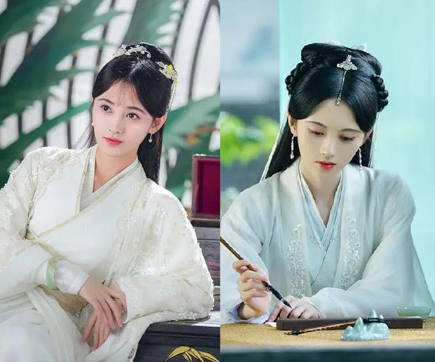 Phim mới vừa lên sóng, Cúc Tịnh Y đã dính nghi án copy - paster tạo hình chính mình từ loạt dự án trước - Ảnh 12.