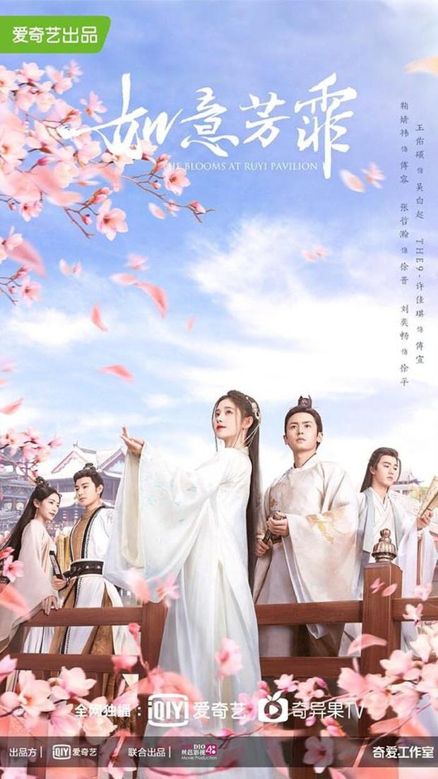 Phim mới vừa lên sóng, Cúc Tịnh Y đã dính nghi án copy - paster tạo hình chính mình từ loạt dự án trước - Ảnh 15.