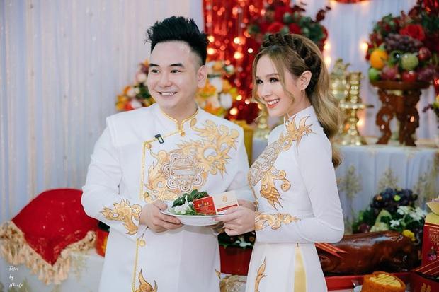 Streamer giàu nhất Việt Nam chốt ngày cưới bạn gái 2k2, dự sẽ là siêu đám cưới cực kỳ hoành tráng - Ảnh 4.