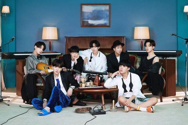 Đặt mục tiêu để BTS comeback nhưng ARMY lại khiêm tốn ở mảng view, có phá nổi kỷ lục bán album khi bị tẩy chay? - Ảnh 3.