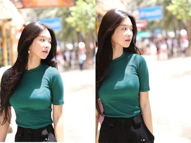 Nghẹt thở vì vòng 1 căng tràn của Seo Ye Ji: Diện đồ hở sexy bức thở, mặc đồ kín vẫn nóng bỏng bức người - Ảnh 8.