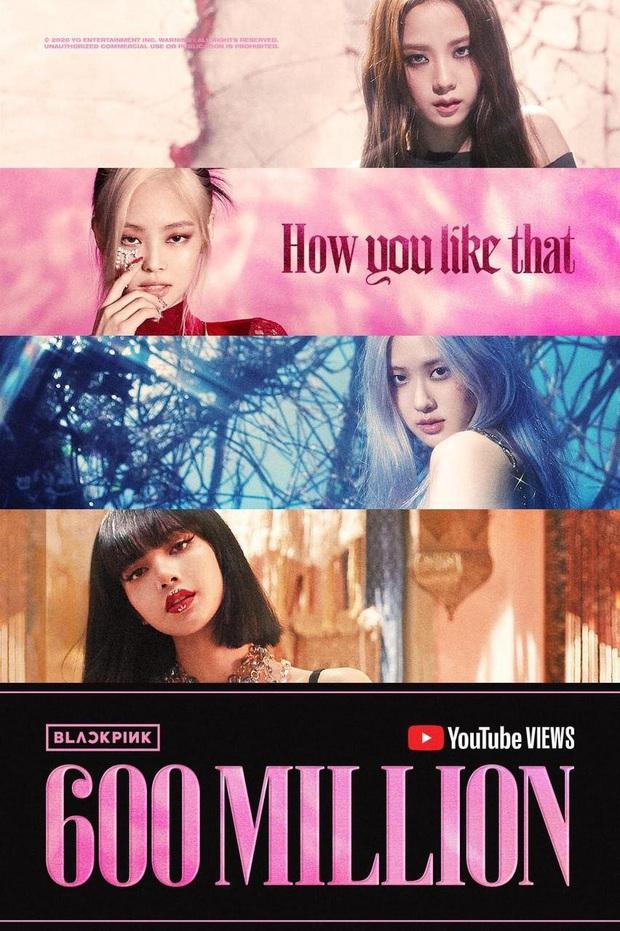 2 MV mới đuối sức mảng view nhưng How You Like That giúp BLACKPINK chạm tới cột mốc BTS chưa làm được trong năm 2020 - Ảnh 2.