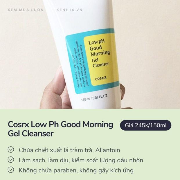 5 sữa rửa mặt có độ pH cân bằng không hại da giá chỉ từ 100k - Ảnh 5.