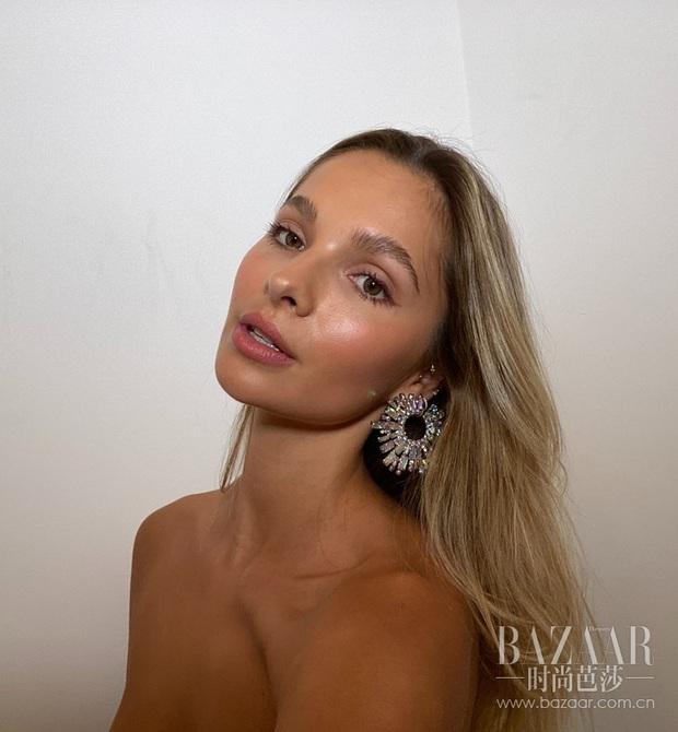 Châu Bùi xuất hiện sang chảnh trên Vogue và Harper's Bazaar Trung Quốc, nổi bật chẳng kém fashionista quốc tế - Ảnh 4.