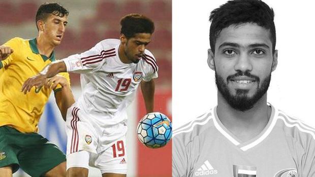 Cả gia đình tuyển thủ UAE thiệt mạng trong vụ tai nạn thương tâm  - Ảnh 1.