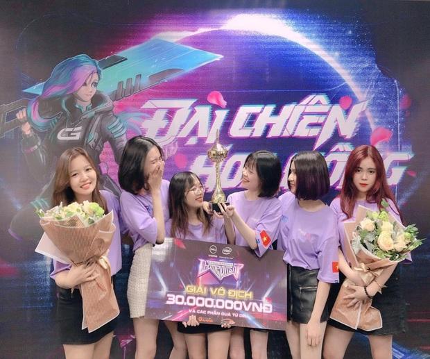 Những bóng hồng team MediM Ladies lên ngôi tại giải đấu LMHT online với tổng giá trị giải thưởng 150 triệu đồng - Ảnh 2.