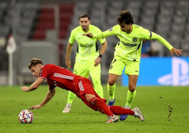 Bayern Munich hủy diệt Atletico 4 bàn không gỡ - Ảnh 1.