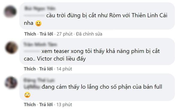 """Thiên Thần Hộ Mệnh vừa tung teaser """"rén người"""", netizen đã phát sốt phim có an toàn qua cửa kiểm duyệt? - Ảnh 3."""